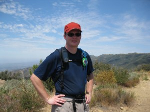 Mark On Montecito Peak